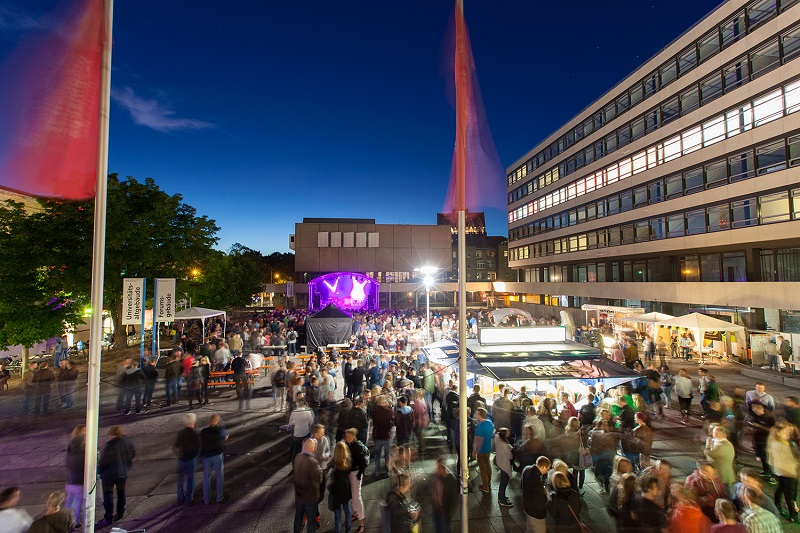 TU-Night 2017-Universitätsplatz