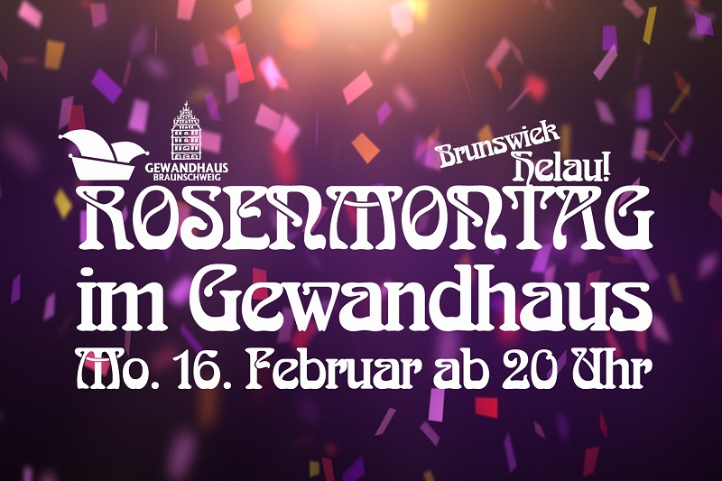 rosenmontagsparty im gewandhaus braunschweig hat eine ausgelassene party verdient szene38. Black Bedroom Furniture Sets. Home Design Ideas
