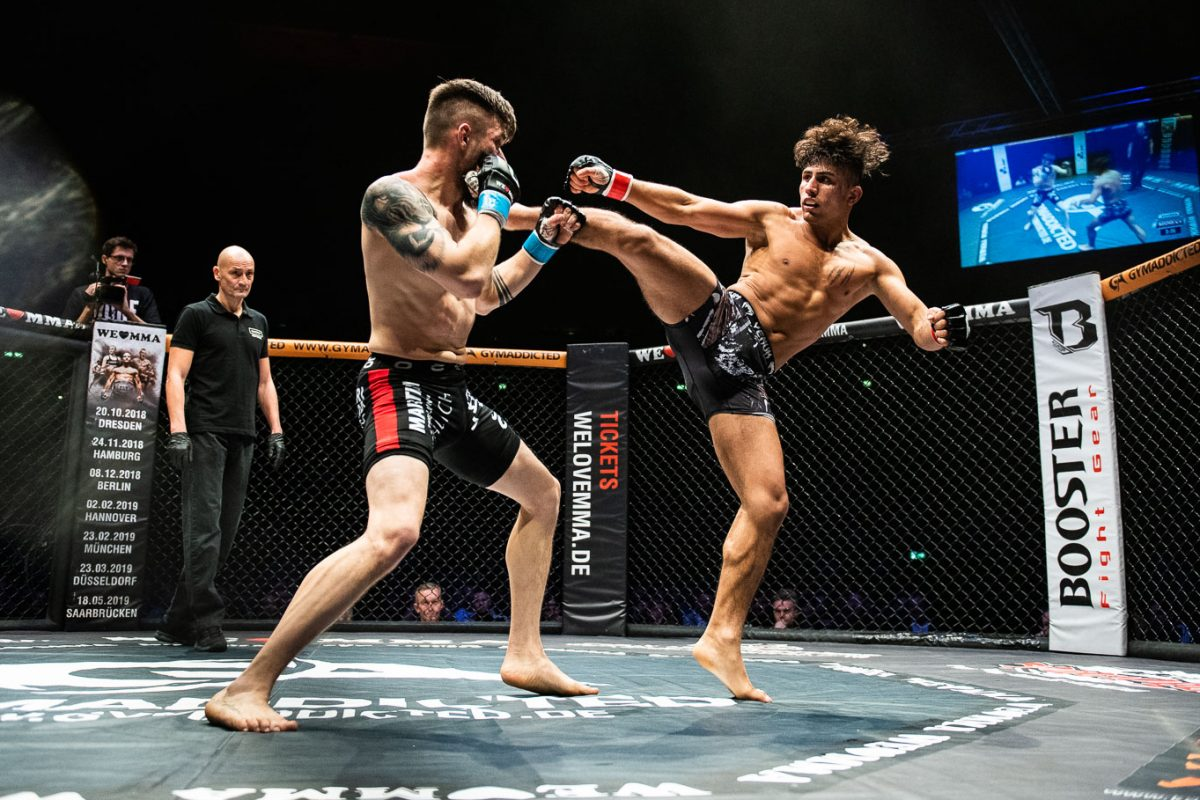 We Love MMA in Hannover – Szene38