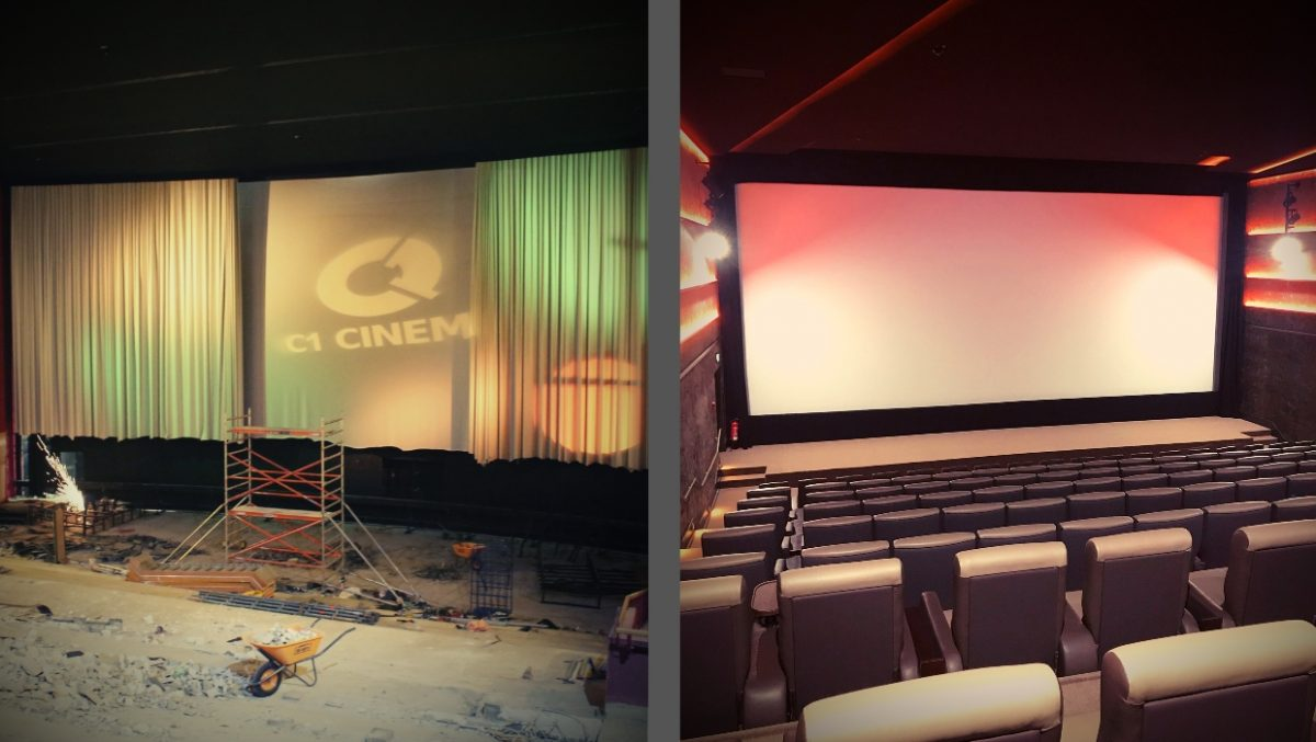 C1 Cinema Programm