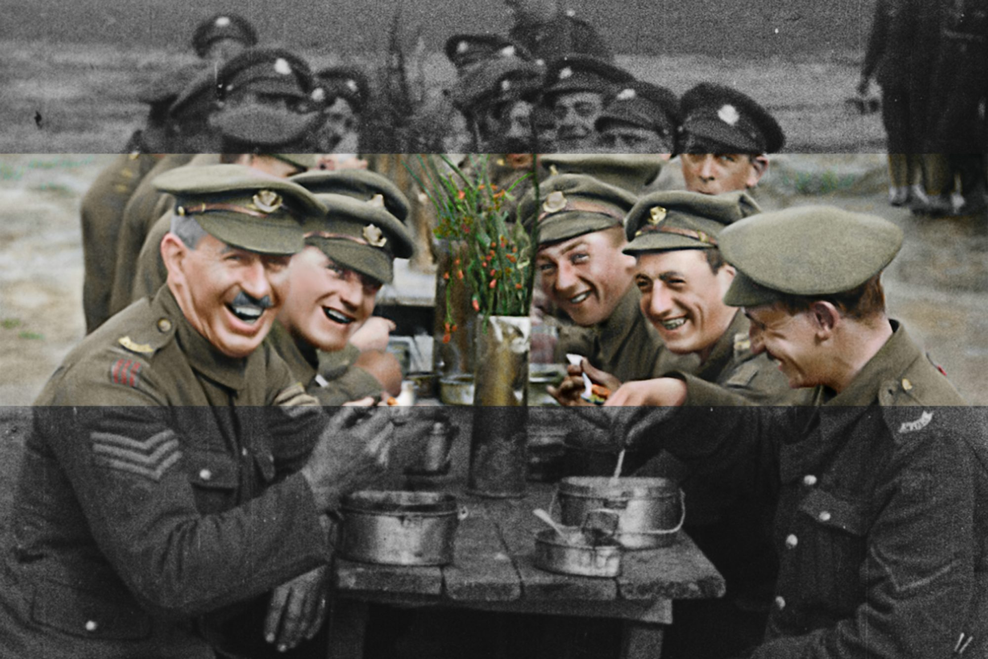 They Shall Not Grow Old Kino