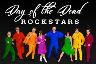 Day of the dead Rockstars