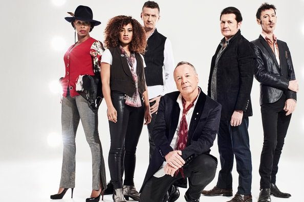 "Simple Minds ""Celebrating 40 Years of Hits Live"""